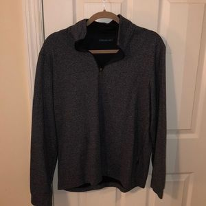 Perry Ellis quarter zip